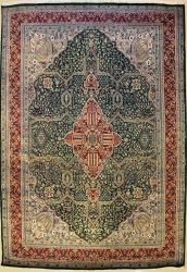 "9'1""X12'4"" Rug Jushqand"